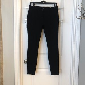 Ann Taylor Loft Black Jeggings